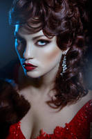 Vamp Lady by RavenaJuly