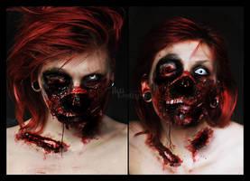 Zombie Apocalypse by IkuLestrange