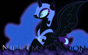 Nightmare Moon: Not a Bad Lady by Lextsy