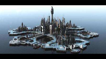 Atlantis 2016 4K by AlxFX