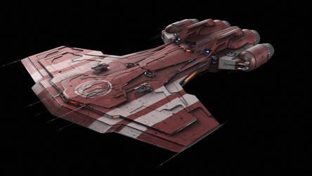 Hammer Ship v1.0 by AlxFX