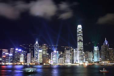 More HongKong nightshot 3 by darksidehk