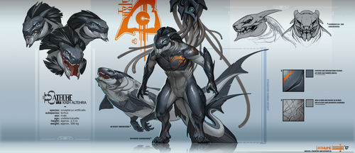 Athume reference sheet 2017 by altehra