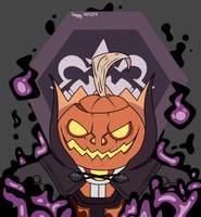 Overwatch Halloween Terror 2017 by Deggyart
