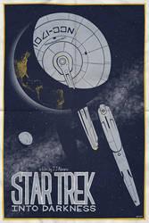 Star Trek Into Darkness by TimothyAndersonArt