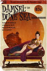 Star Wars Pulp, part 6: Damsel of the Dune Sea by TimothyAndersonArt