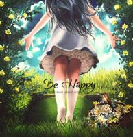 Be Happy by katherine-lemus