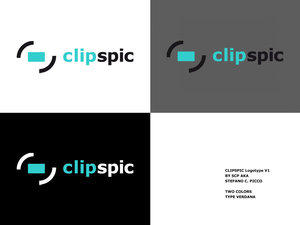 Clipspic by logotypes-club