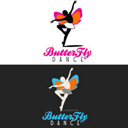 Butterfly Dance by logotypes-club