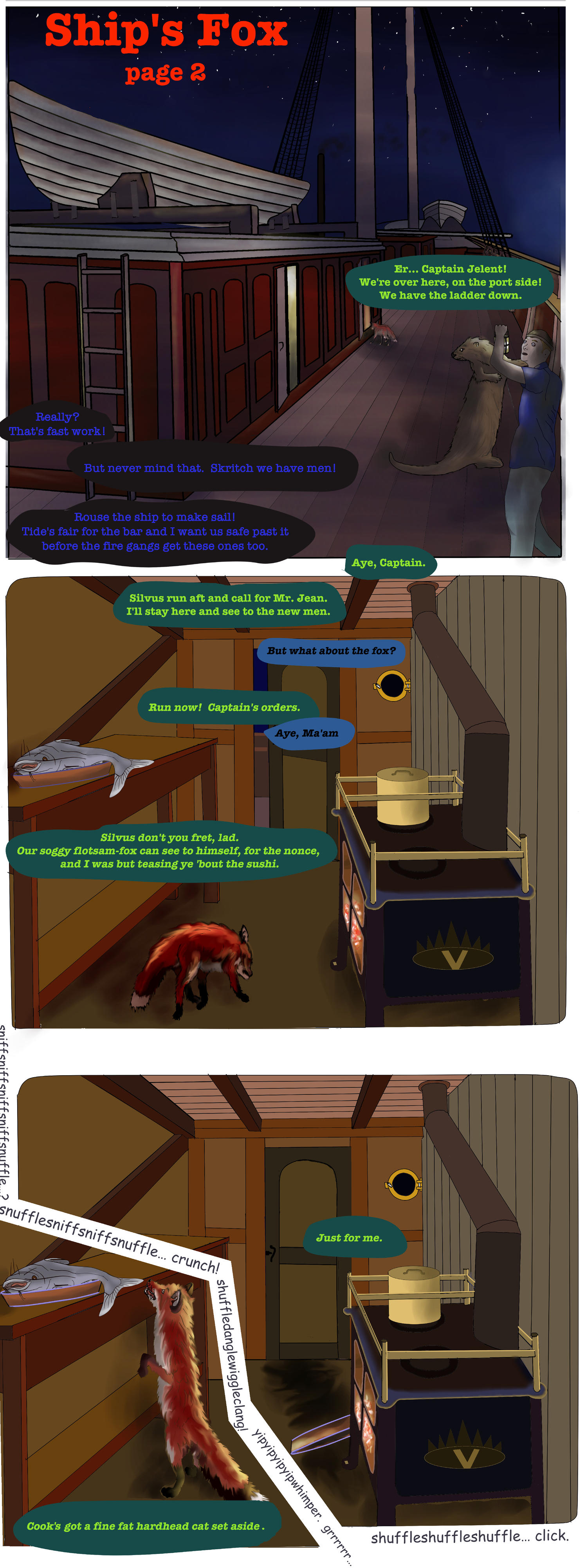 Ship's Fox page 2 by songdawg