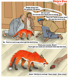 Ship's Fox page 5 by songdawg