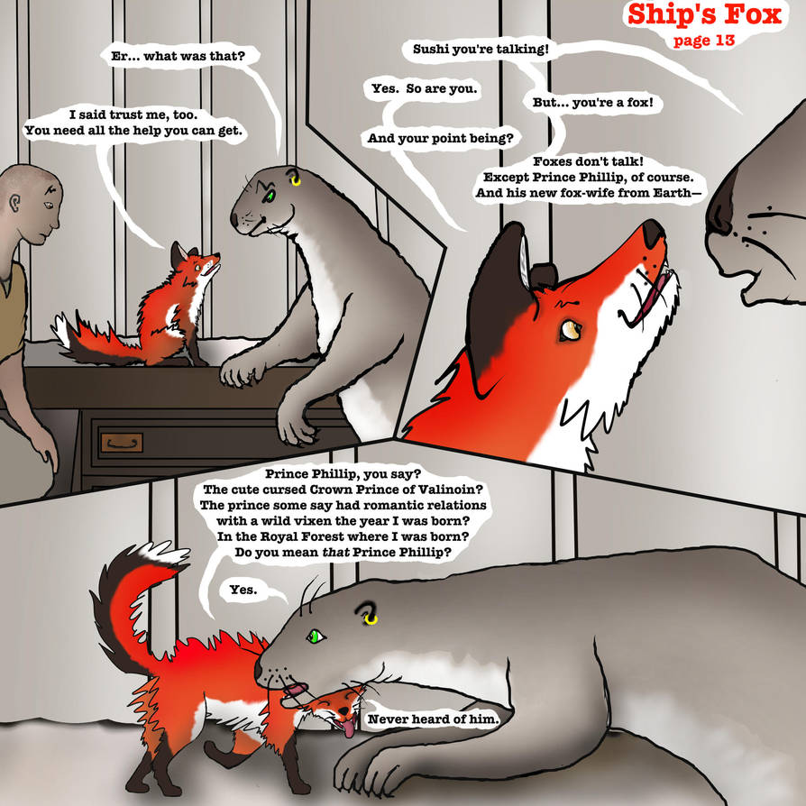Ship's Fox page 13 by songdawg