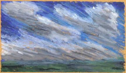 Cloud Study by drwhofan