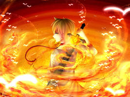 Flames of Rukh by kiku-atama