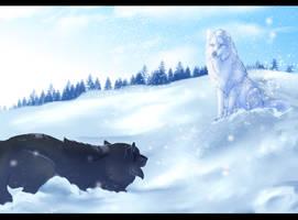 ice queen by toskurra