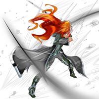 Blade of the Dragon King by xXAngeLuciferXx