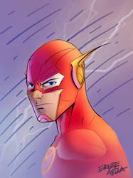 The Flash! by comic-eeb