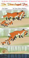 The Three-Legged Fox | The Orphan by S-k-y-F-r-e-e