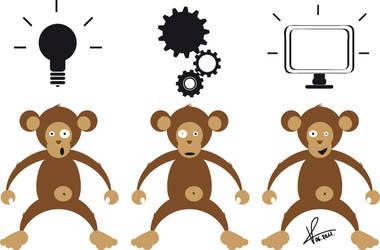 monkey business by Nylath