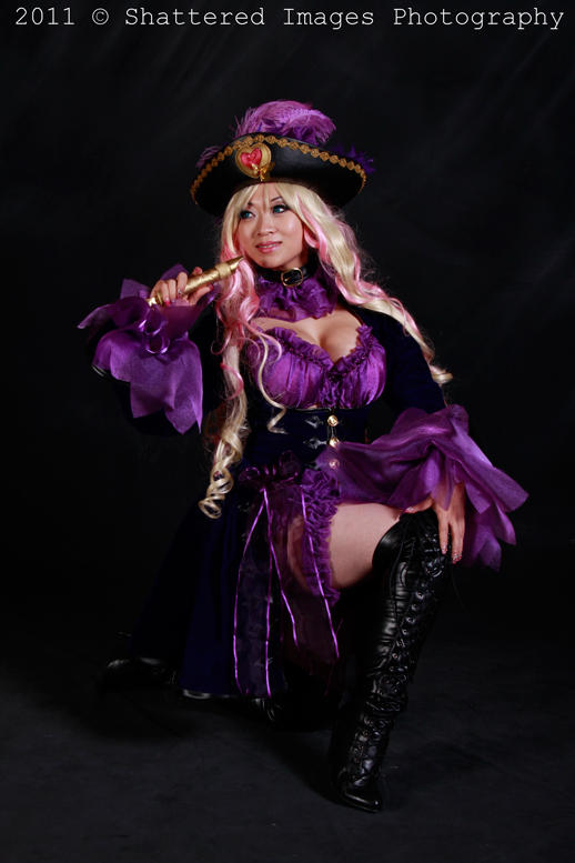 Galaxy Pirate Sheryl Nome by Shattered-Images