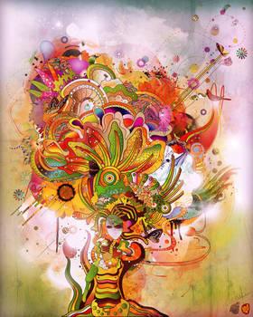 Botanical Dimensions by archanN