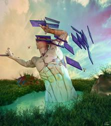 Inner Void by archanN