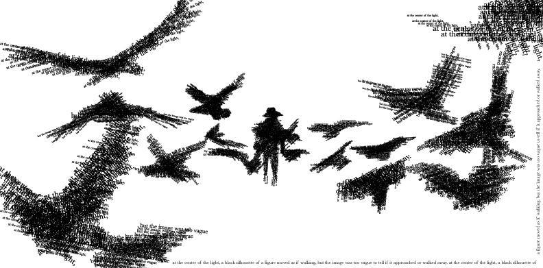 Cold Mountain Illustration by kawaii-namine