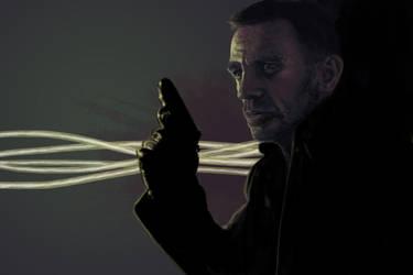 Daniel Craig by kawaii-namine