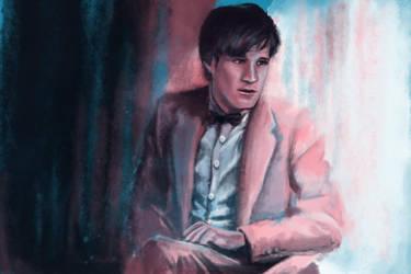 11th Doctor by kawaii-namine