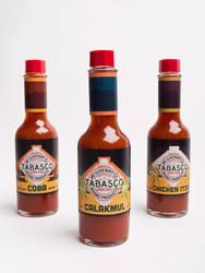 Tabasco Series by kawaii-namine