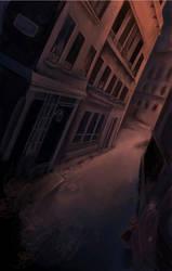 Les Miserables - The Shadow by kawaii-namine