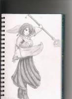 Yuna Braska by kawaii-namine