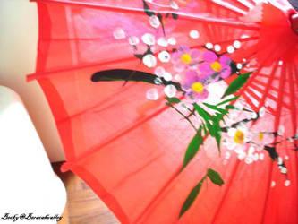 Under my umbrella by Beracahvalley