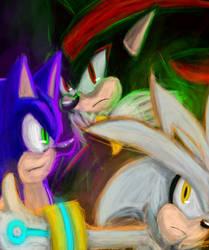 Triple Threat by ShadowTriforce