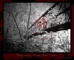 Hope died here by WicasaWakan