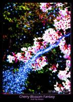 Cherry Blossom Fantasy - Trip by WicasaWakan