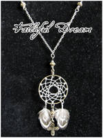Faithful Dream - necklace by SaQe
