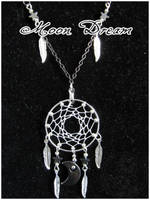 Moon Dream - necklace by SaQe