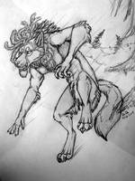Rietas sketch 2013 II by SaQe