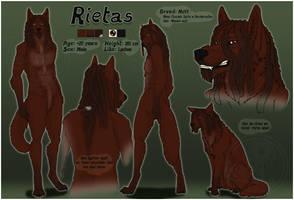 RR: Rietas by SaQe