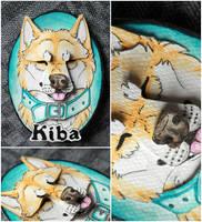 Commissions: 3D - Portrait - Kiba by SaQe