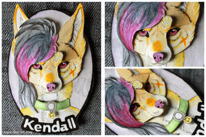 Commissions: 3D - Portraits - Kendall by SaQe