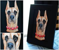3D-Portraits: Ben by SaQe