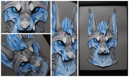 Commissions: 3D - Portrait - Nomi by SaQe