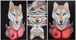 Commissions: 3D - Portrait - Murana by SaQe