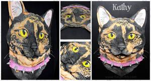 Commissions: 3D - Portrait - Kathy by SaQe