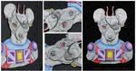 3D - Portraits: Modo by SaQe