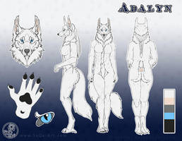 RR Character sheets: Adalyn by SaQe