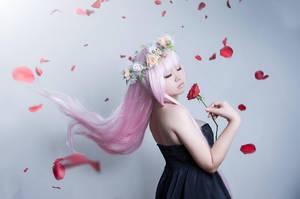 [Vocaloid] Megurine Luka by MsKuroAlice
