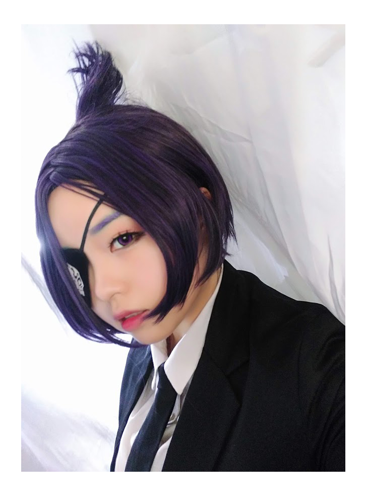[KHR] Chrome Dokuro Costest by MsKuroAlice